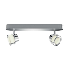 Philips 34173/11/P0 - LED svjetiljka za kupaonicu MYBATHROOM RESORT 2xLED/4,5W/230V