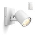 Philips 53090/31/P7 - LED stropna svjetiljka za prigušivanje RUNNER HUE 1xGU10/5,5W
