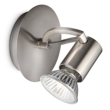 Philips 56180/17/PN - Stropna svjetiljka CADET 1xGU10/50W/230V