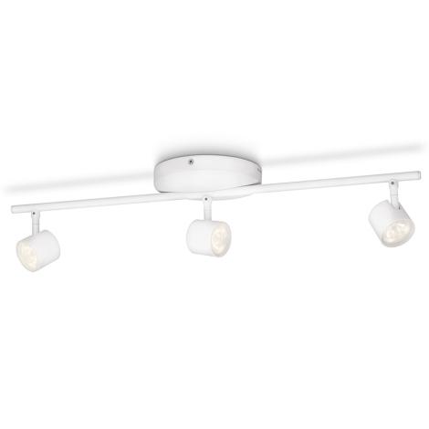 Philips 56246/31/48 - LED stropna svjetiljka za prigušivanje STAR 3xLED/4,5W/230V