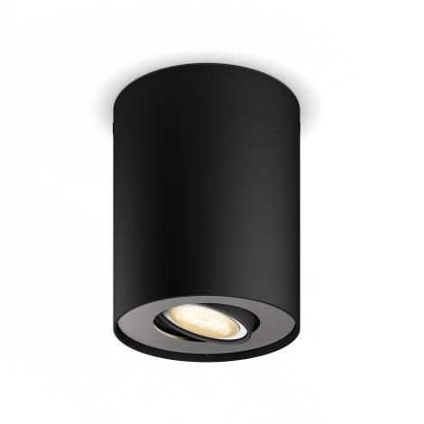 Philips 56330/30/P8 - LED stropna svjetiljka za prigušivanje PILLAR HUE 1xGU10/5,5W