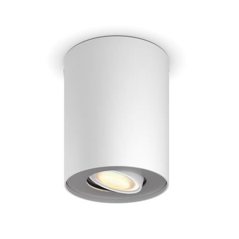 Philips 56330/31/P8 - LED stropna svjetiljka za prigušivanje PILLAR HUE 1xGU10/5,5W