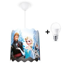 Philips 71751/01/16 - LED Dječji luster DISNEY FROZEN 1xE27/9W/230V