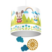 Philips 71753/30/16 - Dječji luster DISNEY MICKEY MOUSE 1xE27/23W/230V