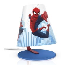 Philips 71764/40/26 - LED Dječja lampa MARVEL SPIDER MAN LED/4W/230V