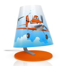 Philips 71764/53/26 - LED Dječja stolna lampica DISNEY PLANES LED/3W/230V