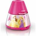 Philips 71769/28/16 - LED Dječji projektor DISNEY PRINCESS LED/0,1W/3xAA