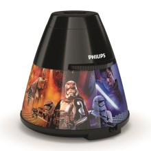 Philips 71769/30/P0 - LED Dječji projektor DISNEY STAR WARS LED/0,1W/3xAA