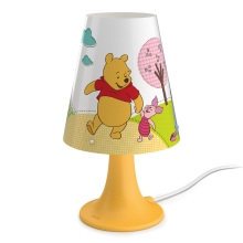 Philips 71795/34/16 - LED Dječja stolna lampa THE POOH LED/2,3W/230V