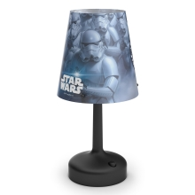 Philips 71796/30/16 - LED Dječja stolna lampa DISNEY STAR WARS 1xLED/0,6W/3xAA