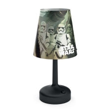 Philips 71796/30/P0 - LED Dječja stolna lampa DISNEY STAR WARS 1xLED/0,6W/3xAA