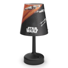 Philips 71888/30/16 - LED Dječja stolna lampa DISNEY STAR WARS 1xLED/0,6W/3xAA