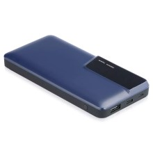 Power Bank sa zaslonom 10000mAh/3,7V plava