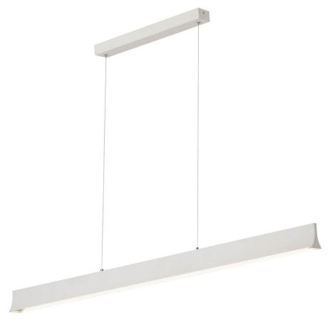 Redo 01-1599 - LED luster na sajli TESIS 1xLED/24W/230V