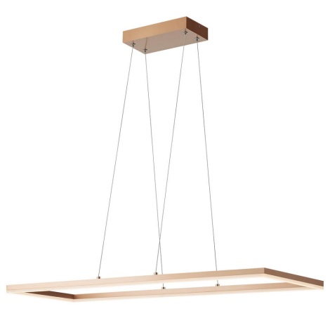 Redo 01-1645 - LED luster na sajli KLEE 1xLED/48W/230V