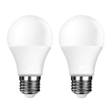 SET 2x LED Žarulja E27/5W/230V 4000K