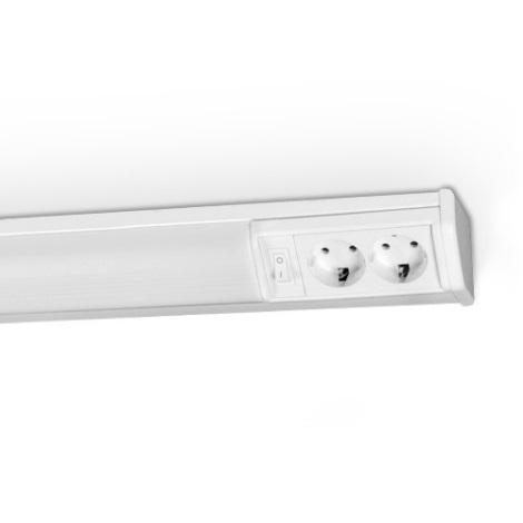 Svjetiljka ispod kuhinjskih ormara REGA 1xG5/21W/230V 6400K bijela