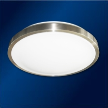 Top Light Ontario - LED Stropna svjetiljka za kupaonicu LED/15W/230V 6000K IP44