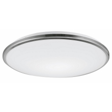 Top Light Silver KM 6000 - LED Stropna kupaonska svjetiljka LED/18W/230V IP44