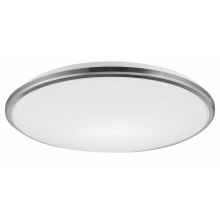 Top Light Silver KS 6000 - LED Stropna kupaonska svjetiljka LED/10W/230V IP44