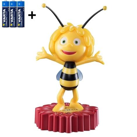 Varta 15635 - LED Dječja noćna lampica MAYA THE BEE LED/3xAA