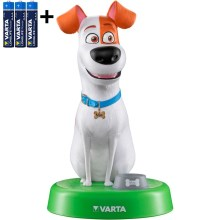 Varta 15641 - LED Dječja lampa THE SECRET LIFE OF PETS LED/3xAAA