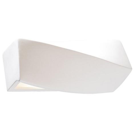 Zidna svjetiljka SIGMA MINI 1xE27/60W/230V bijela